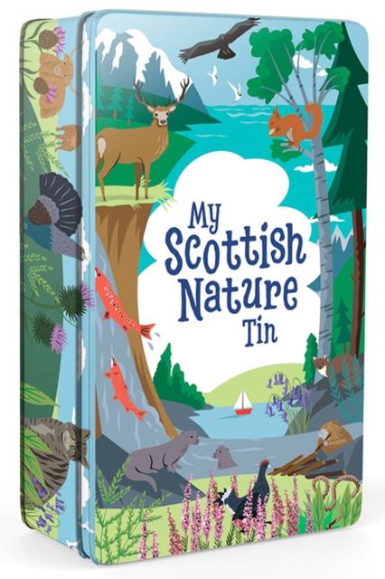 Image for My Scottish Nature Tin