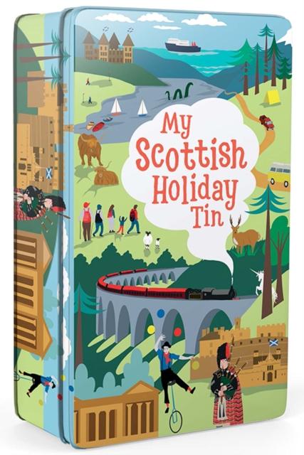 Image for My Scottish Holiday Tin