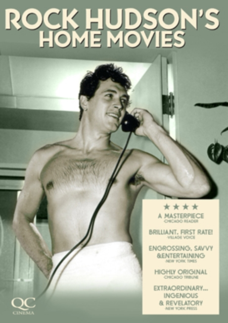 Rock Hudson's Home Movies [DVD], 5060225885146, Eric Farr, Rock Hudson, Mark Ra.