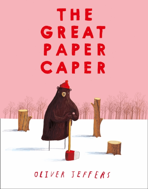 Cover for: The Great Paper Caper