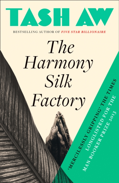 Cover for: The Harmony Silk Factory