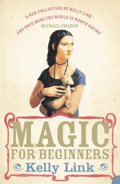 Cover for: Magic for Beginners