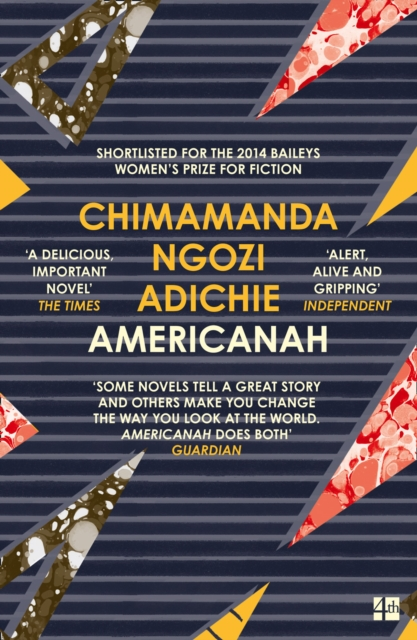 Cover for: Americanah