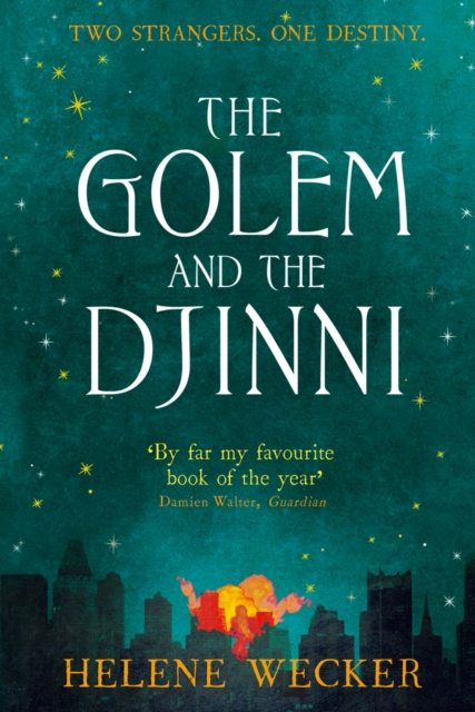 Cover for: The Golem and the Djinni
