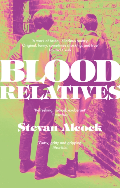 Cover for: Blood Relatives
