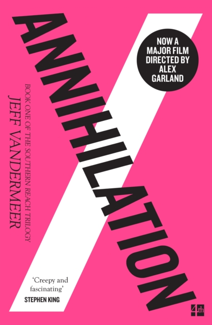 Cover for: Annihilation