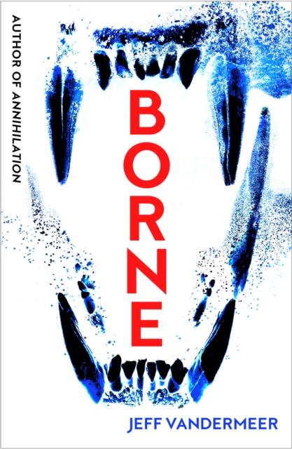 Cover for: Borne