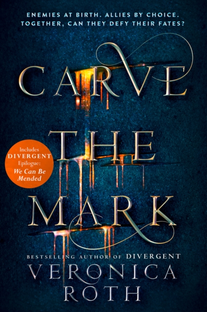 Cover for: Carve the Mark : 1