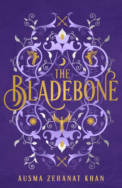 Cover for: The Bladebone : 4