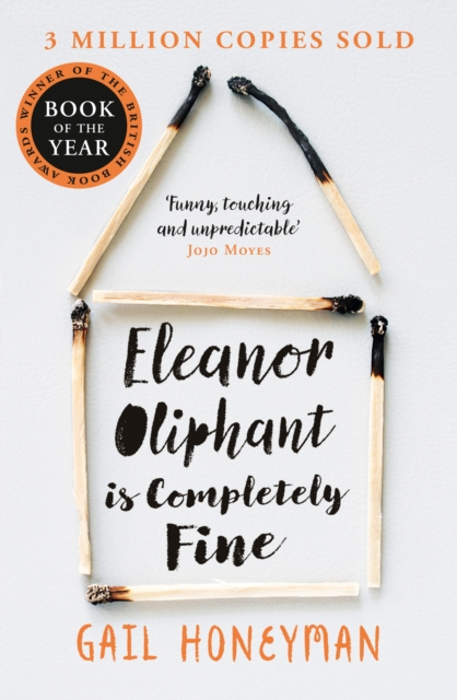 Cover for: Eleanor Oliphant is Completely Fine