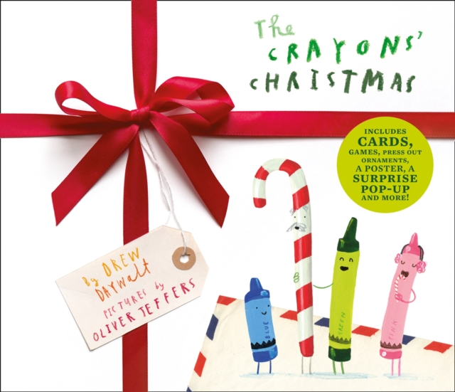 Cover for: The Crayons' Christmas