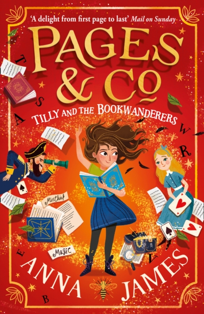Cover for: Pages & Co.: Tilly and the Bookwanderers : 1