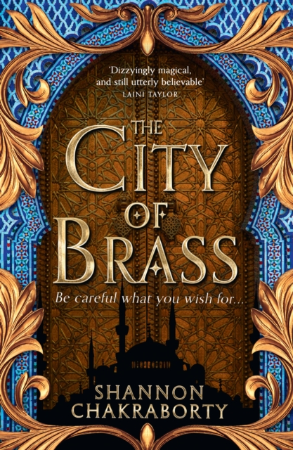 Cover for: The City of Brass : 1