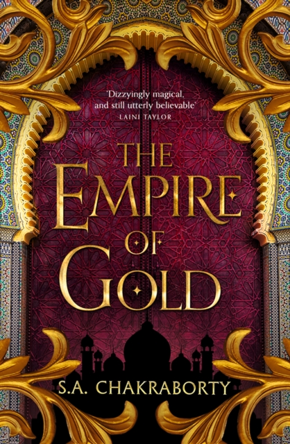 Cover for: The Empire of Gold : 3