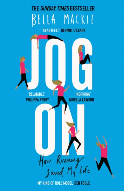 Cover for: Jog On : How Running Saved My Life