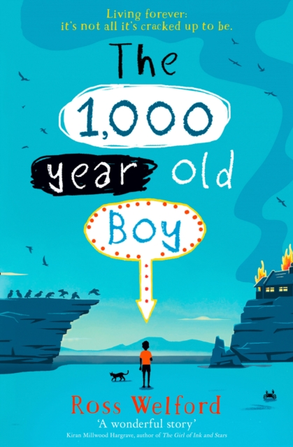 Cover for: The 1,000-year-old Boy