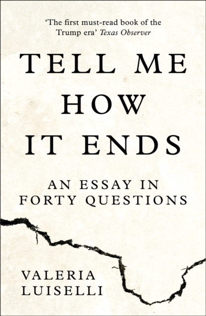 Cover for: Tell Me How it Ends : An Essay in Forty Questions