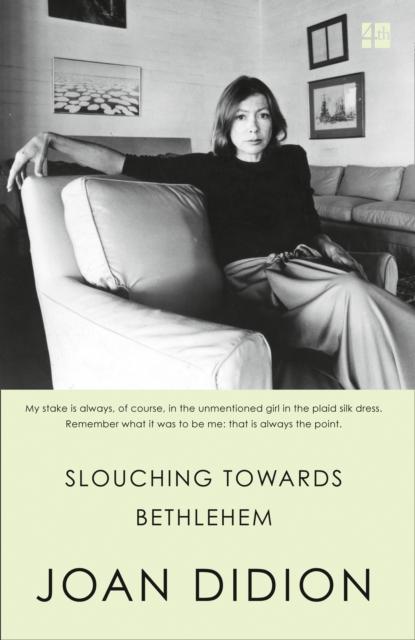 Cover for: Slouching Towards Bethlehem