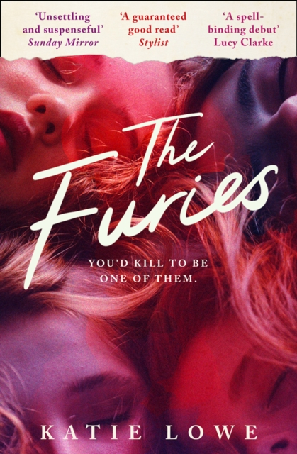 Cover for: The Furies
