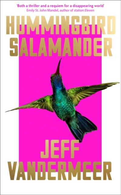 Image for Hummingbird Salamander