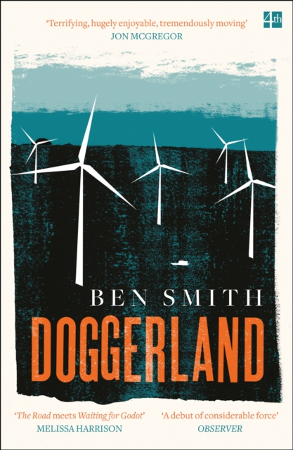 Cover for: Doggerland