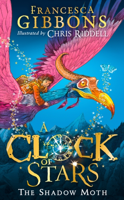 Image for A Clock of Stars: The Shadow Moth
