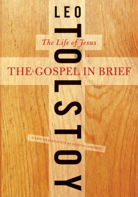 Cover for: The Gospel in Brief : The Life of Jesus