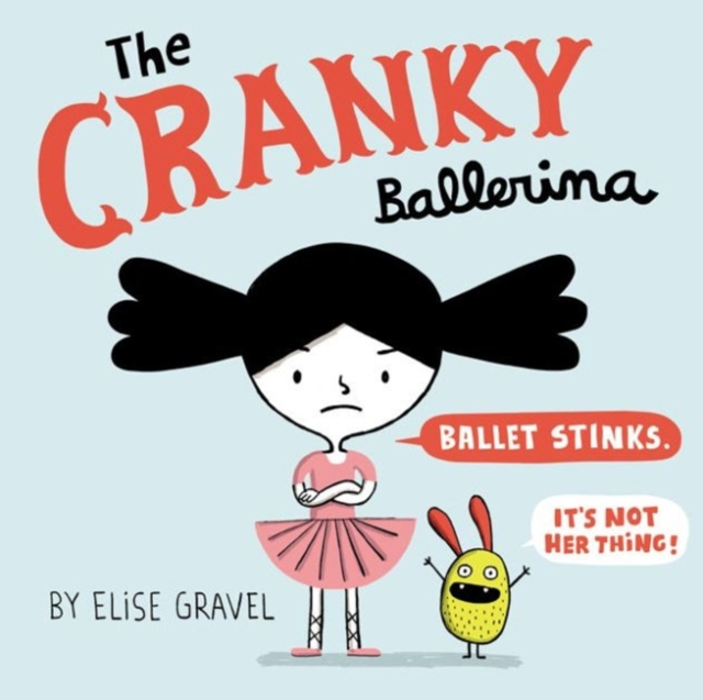 Image for The Cranky Ballerina