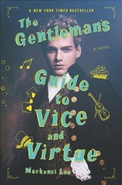 Cover for: The Gentleman's Guide to Vice and Virtue : 1