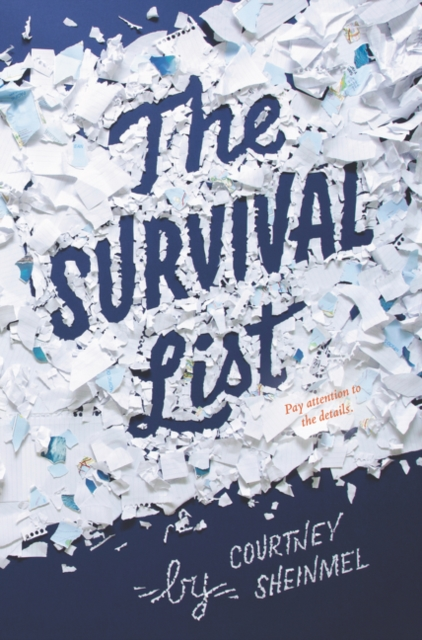 Cover for: The Survival List