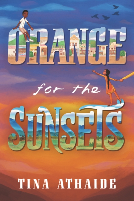 Cover for: Orange for the Sunsets