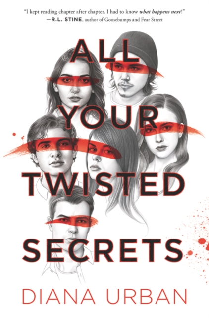 Cover for: All Your Twisted Secrets