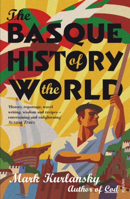 Cover for: The Basque History Of The World