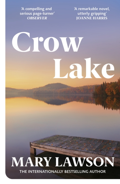 Cover for: Crow Lake