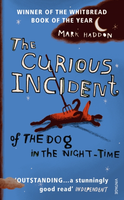 Cover for: The Curious Incident of the Dog in the Night-time