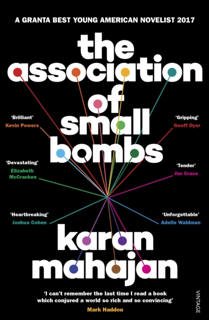 Cover for: The Association of Small Bombs