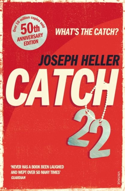 Cover for: Catch-22: 50th Anniversary Edition