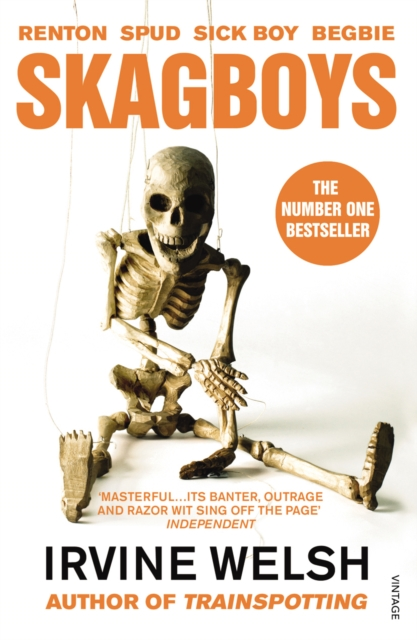 Cover for: Skagboys