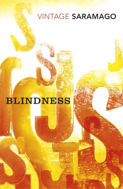 Cover for: Blindness