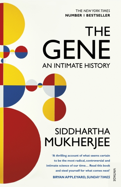 Cover for: The Gene : An Intimate History