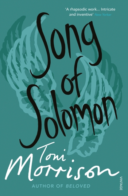 Cover for: Song Of Solomon