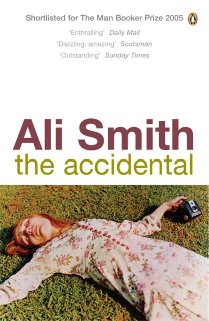 Cover for: The Accidental