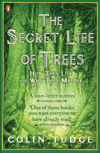 Cover for: The Secret Life of Trees : How They Live and Why They Matter
