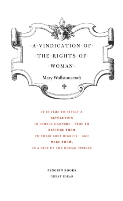 Cover for: A Vindication of the Rights of Woman