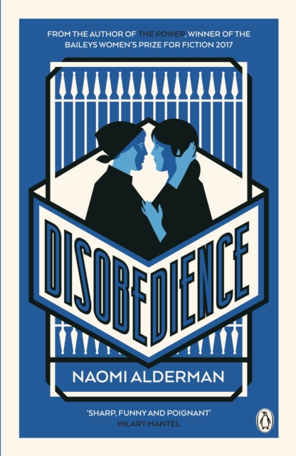 Image for Disobedience : From the author of The Power, winner of the Baileys Women's Prize for Fiction 2017
