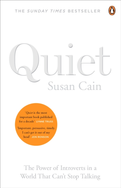 Cover for: Quiet : The Power of Introverts in a World That Can't Stop Talking