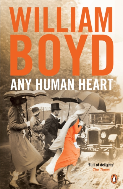 Cover for: Any Human Heart