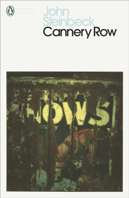Cover for: Cannery Row
