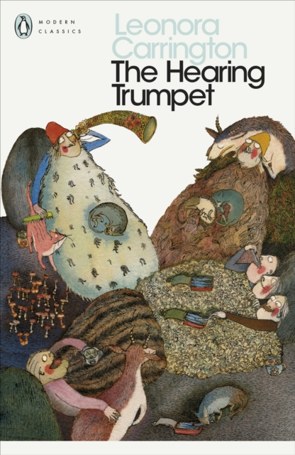 Image for The Hearing Trumpet