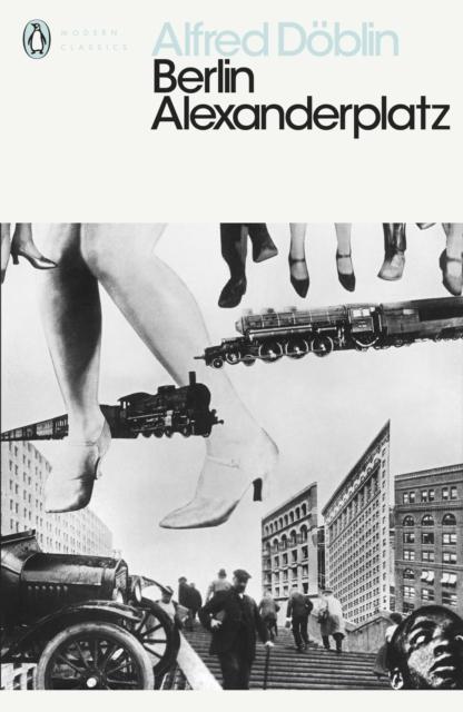 Cover for: Berlin Alexanderplatz